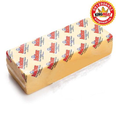BƠ LẠT ANCHOR - ANCHOR UNSALTED BUTTER NEW ZEALAND - KHỐI 5 KG