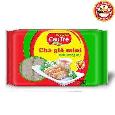 CHẢ GIÒ MINI CẦU TRE-GÓI 500GRMA