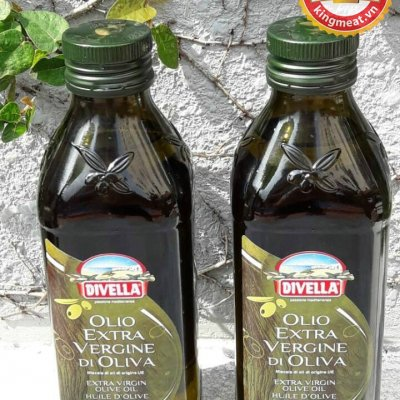 DẦU DIVELLA EXTRA VIRGIN OLIVE OIL Classico 500 ML