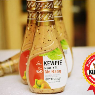 NƯỚC XỐT MÈ RANG-JAPANESE DRESSING ROASTED SESAME-CHAI 210ML