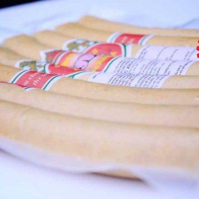 XÚC XÍCH XÔNG KHÓI SÀI GÒN (GÓI 500GR - 8 CÂY/1 GÓI)   - SMOKED SAIGONESE SAUSAGE