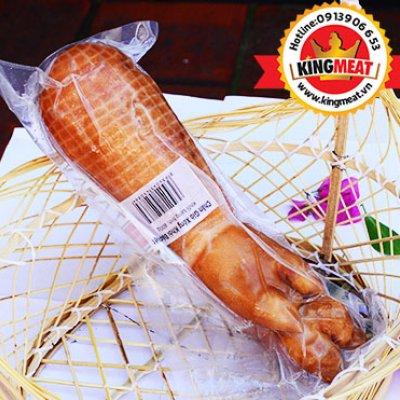 CHÂN GIÒ HEO XÔNG KHÓI ĐẶC BIỆT GÓI 800GR - SMOKED PORK FEED SPECIAL 800GR