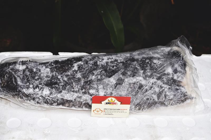 CÁ TUYẾT CHI LÊ - FROZEN CHILEAN SEA BASS (SNOW FISH) - 4-6KG