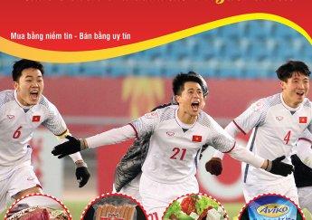 3 SET MENU MÓN NHẬU CỰC CHẤT DÀNH CHO TRẬN CHUNG KẾT CỦA U23 VIỆT NAM!