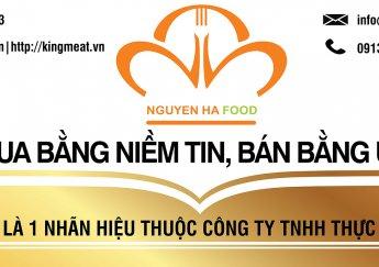 Giới thiệu Công ty TNHH thực phẩm NGUYÊN HÀ