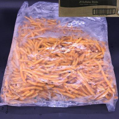 "KHOAI TÂY SIMPLOT SỢI MINHON 3/16"" VỊ SỐT BUFFALO"