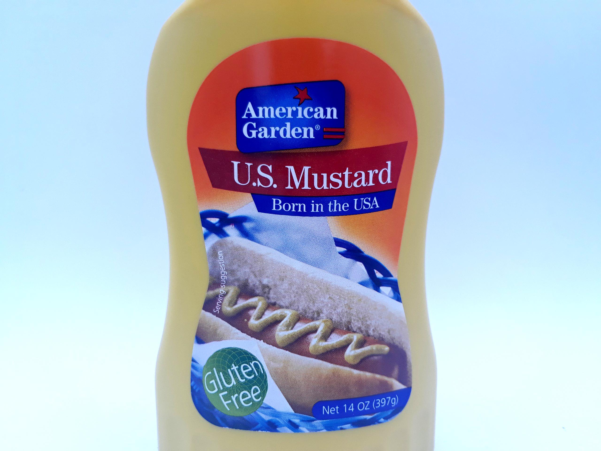 Mù tạt vàng - AMERICAN GARDEN U.S MUSTARD