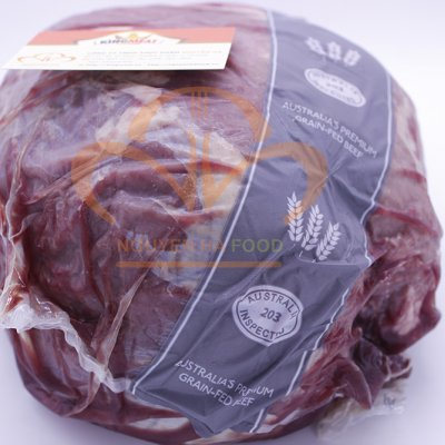ĐÙI GỌ BÒ ÚC TƯƠI - GRAIN FED 120 DAYS BEEF - STANBROKE DIAMANTINA PLATINUM CHILLED KNUCKLE