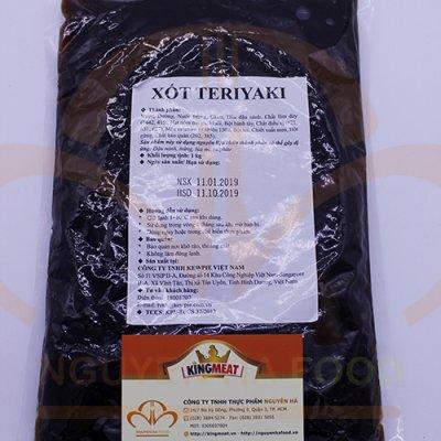 XỐT KEWPIE TERIYAKI-KEWPIE TERIYAKY SAUCE-GÓI 1 KG