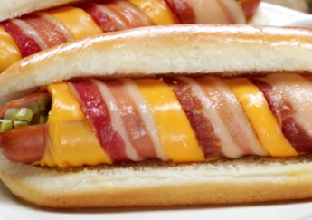 BACON CHEESE HOTDOG