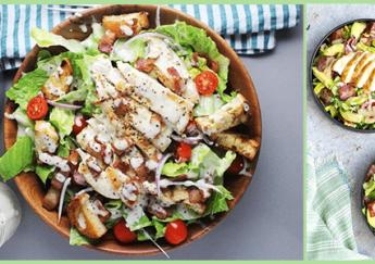 Chế độ ăn Eat Clean để giữ dáng, tràn đầy sức sống