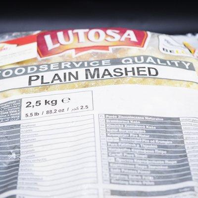 KHOAI TÂY NGHIỀN- POTATOES MASHED LUTOSA GÓI 2.5 KG