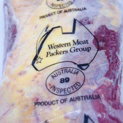 THỊT CHÓP VAI  BÒ ÚC ĐÔNG LẠNH - OYSTER BLADE - FROZEN AUSTRALIAN BEEF