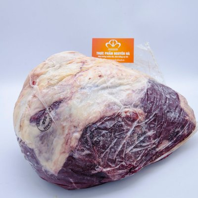 THỊT NẠC ĐÙI BÒ ÚC ĐÔNG LẠNH - TOPSIDE- FROZEN AUSTRALIAN BEEF