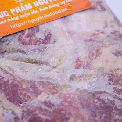 THĂN NỘI BÒ MỸ ĐÔNG LẠNH NGUYÊN KHỐI - TENDERLOIN WHOLE USDA CHOICE -FROZEN US BEEF