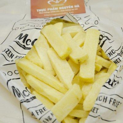 Khoai tây McCain Bít Tết 3/4 (~19mm) - McCain Steak Cut (Steak House) Fries 3/4 (~19mm) - 5kg/bao