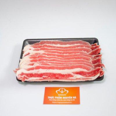 BA RỌI BÀO MỎNG ( CUỘN) BÒ MỸ ĐÔNG LẠNH - SHORT PLATE - FROZEN US BEEF