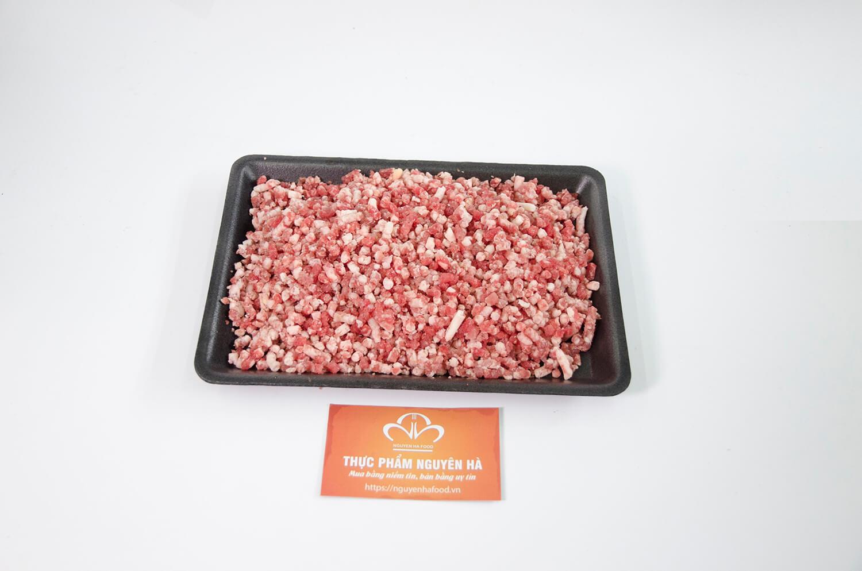 THỊT XAY BÒ ÚC ĐÔNG LẠNH - BEEF MINCED - FROZEN AUSTRALIAN BEEF