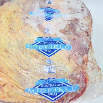 NẠM BÒ ÚC ĐÔNG LẠNH - NE BRISKET 5RIBS (BAROI) - FROZEN AUSTRALIAN BEEF