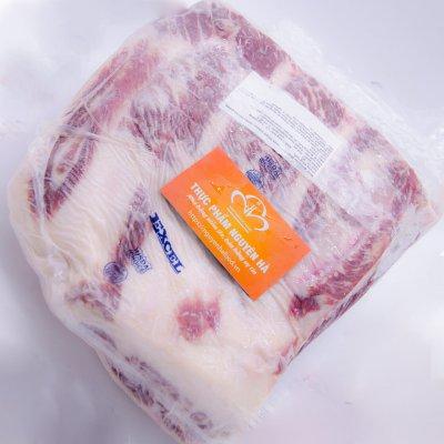 SƯỜN NON KHÔNG XƯƠNG BÒ MỸ ĐÔNG LẠNH NGUYÊN KHỐI- BONELESS SHORT RIB WHOLE USDA CHOICE - FROZEN US BEEF