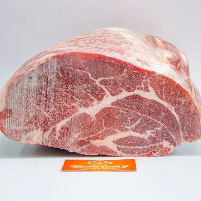 THĂN VAI BÒ MỸ ĐÔNG LẠNH CẮT LÁT - CHUCK EYE ROLL SLICE- FROZEN US BEEF