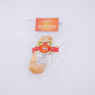 ỨC GÀ XÔNG KHÓI - SMOKED CHICKEN BREAST - SMOKED SKINLESS CHICKEN BREAST