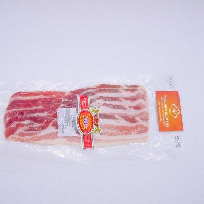 BA RỌI XÔNG KHÓI CẮT LÁT - SLICE SMOKED BACON GÓI 200GR