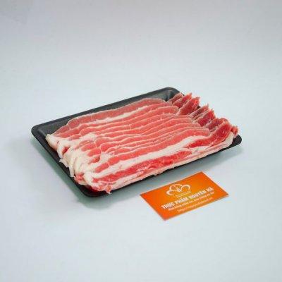 BA RỌI BÒ MỸ BÀO THẲNG ĐÔNG LẠNH - SHORT PLATE SLICE - FROZEN US BEEF