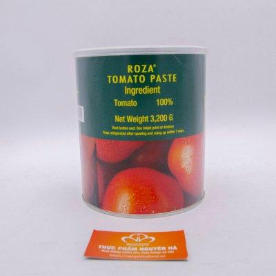 CÀ CHUA XAY NHUYỄN –ROZA TOMATO PASTE (LON 3,2 KG)