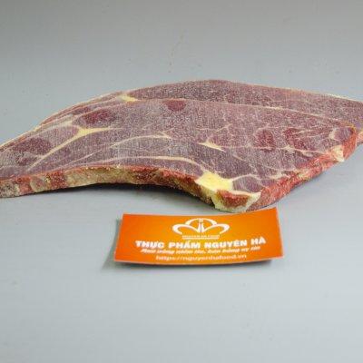 NẠC CỔ BÒ ÚC ĐÔNG LẠNH - CHUCK ROLL 5RIBS - FROZEN AUSTRALIAN BEEF
