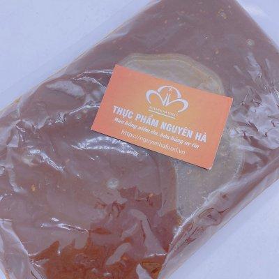 Nước chấm thịt nướng vị gừng và mè Kewpie gói 1 kg