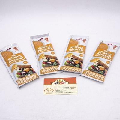 Xốt bánh mì vị phô mai (80gr/gói, 120 gói/thùng)