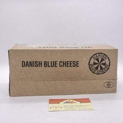 Phô mai mốc xanh Grand'Or 100gr - Danish Blue Cheese