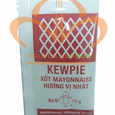 Xốt Mayonnaise Hương vị Nhật Kewpie (gói 15ml)