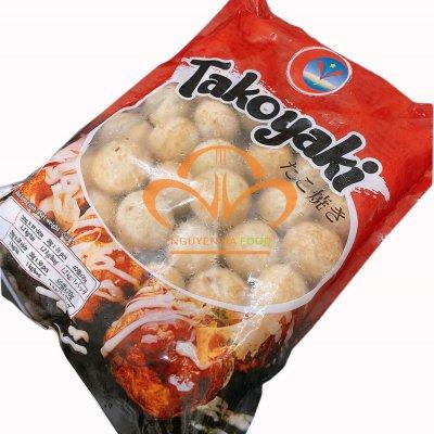 Bánh nhân bạch tuộc Takoyaki – 1kg/gói