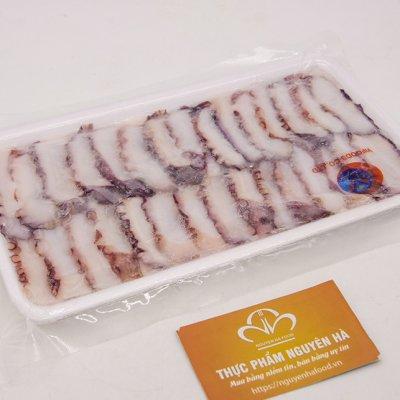 Bạch tuộc sushi đông lạnh ( Vĩ 210gr)