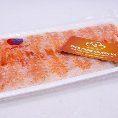 Tôm sushi đông lạnh (Vĩ 140gr)