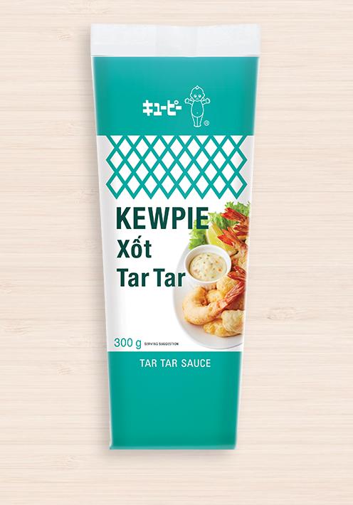Nước xốt Tar Tar Kewpie gói 300gr