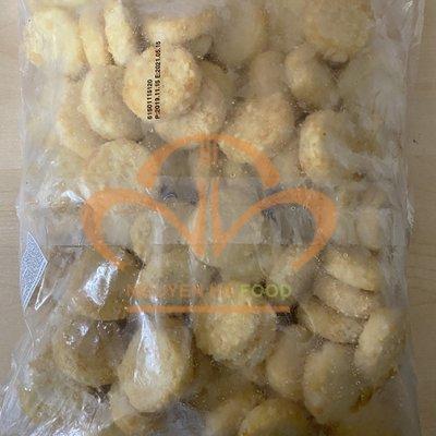 Khoai tây Hash brown tròn (gói 2 kg)