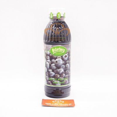 Sinh Tố Việt Quất Osterberg (Blueberry Cursh) 1L