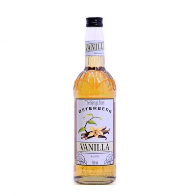 Si Rô Vani Osterberg (Vanilla Syrup) 750ml