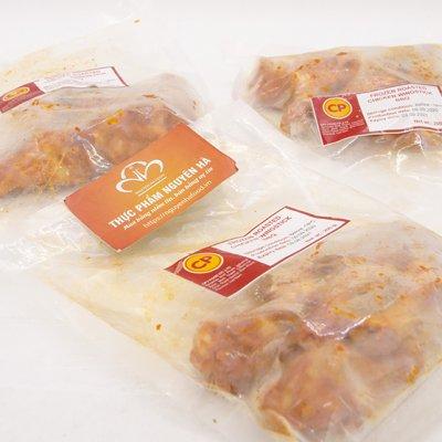 Đầu Cánh Gà Nướng BBQ – Roasted Chicken Wingsticks