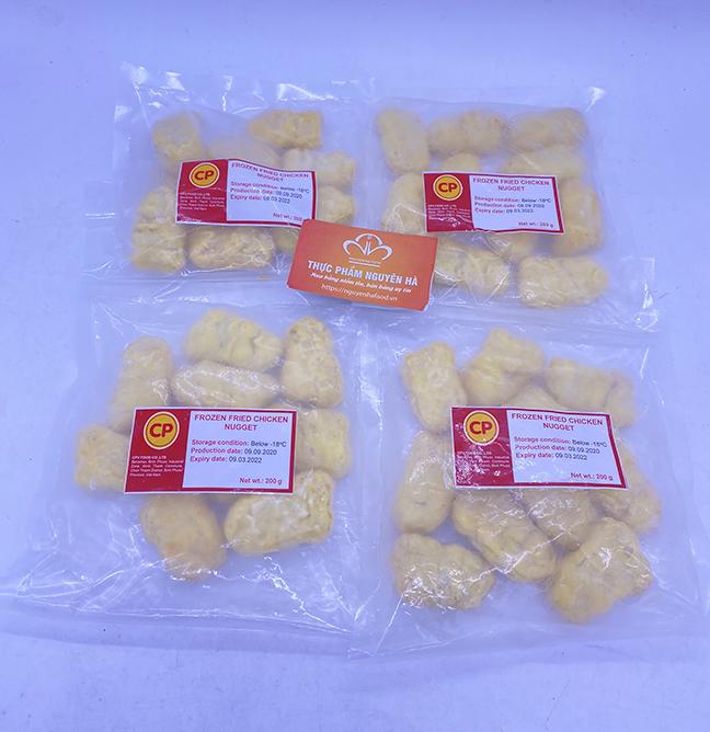 Nugget gà CP ( chicken nuggets)