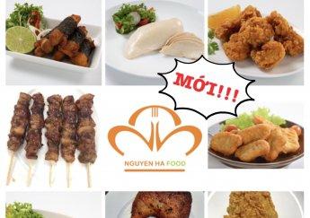 Mới: Thịt Gà CP Chế Biến Sẵn Đỗ Bộ Về Nguyên Hà Food!