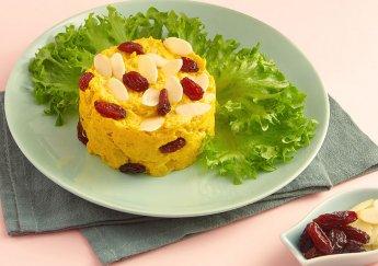 Salad bí đỏ vị cari - Món lạ dễ làm