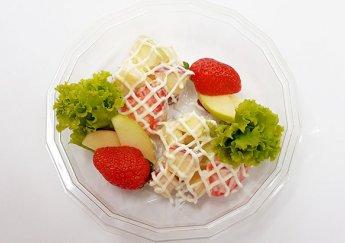 Salad Trái Cây - Dễ làm, chỉ 15 phút
