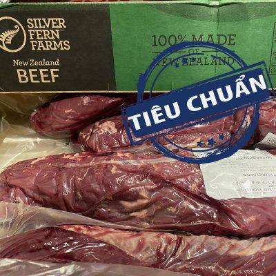 Thăn Nội Bò New Zealand Tươi - Fresh Tenderloin