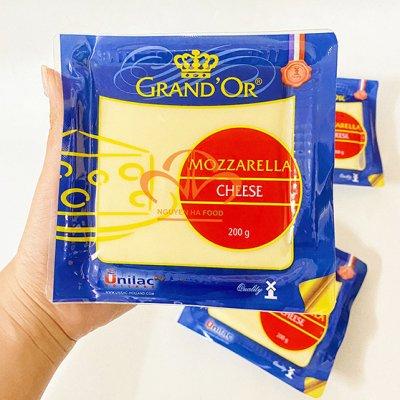 Phô mai Hà Lan Grand'Or Mozzarella 200g
