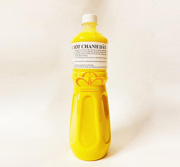 Nước Xốt Chanh Dây Kewpie (1L/chai, 9 chai/thùng)