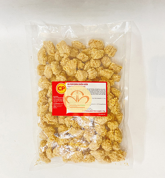 Gà Popcorn CP - Chicken Popcorn